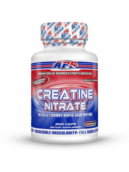 APS Nutrition Creatine Nitrate (200 капс.)