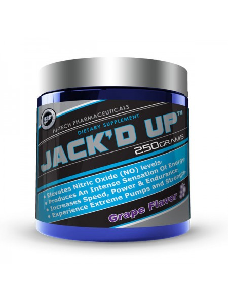 Hi-Tech Pharmaceuticals Jack'd Up (250 гр.)