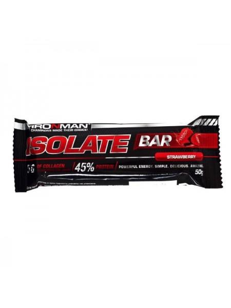 Ironman Isolate Bar 50 гр. (24 шт.)