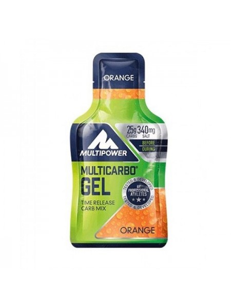 Multipower Multicarbo Gel Isomaltulose (40 гр.)