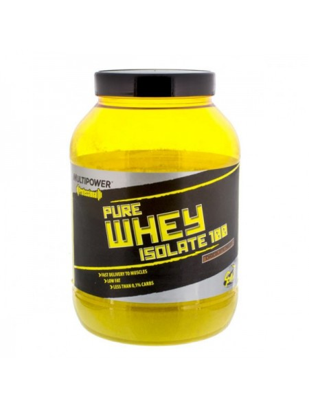 Multipower Pure Whey Isolate 100 (2250 гр.)