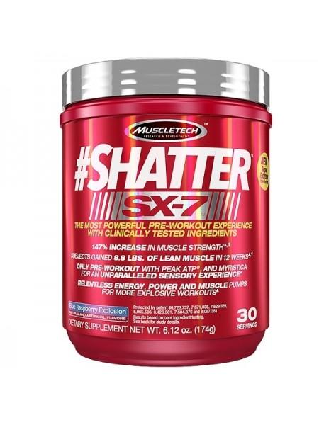 MuscleTech #Shatter SX-7 (291 гр.)
