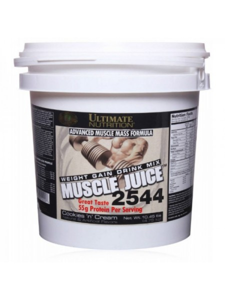 Ultimate Nutrition Muscle Juice 2544 (4760 гр.)