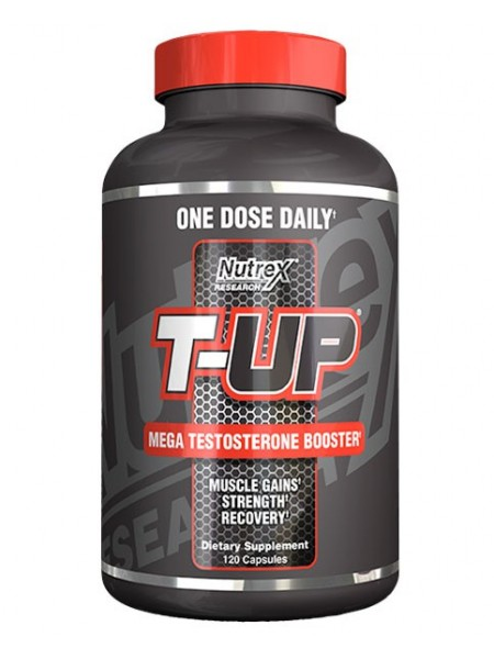 Nutrex Research T-Up Black (150 капс.)