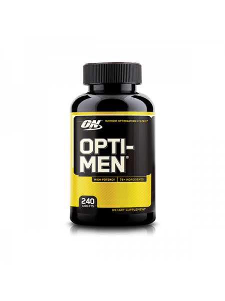 Optimum Nutrition Opti-Men (240 таб.)