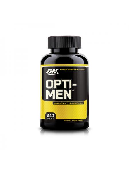 Optimum Nutrition Opti-Men (240 таб.)