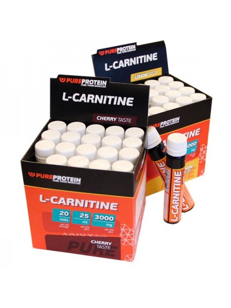 PureProtein L-Carnitine (20 амп.)