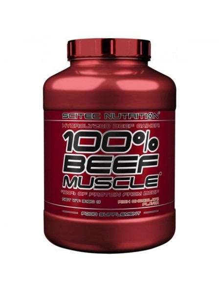 Scitec Nutrition 100% Beef Muscle (3180 гр)
