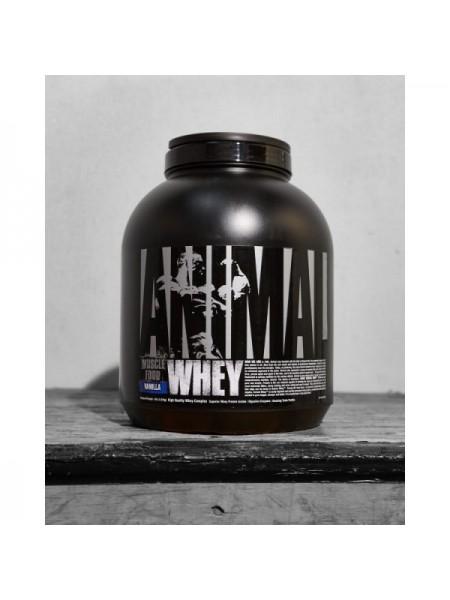 Universal Nutrition Animal Whey (1800 гр.)