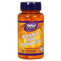 Now Sports Branched Chain Amino Acids Capsules (120 капс.)