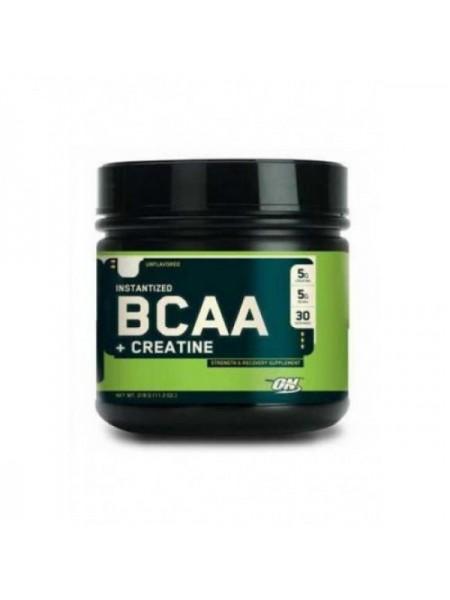 Optimum Nutrition BCAA + Creatine (738 гр.)