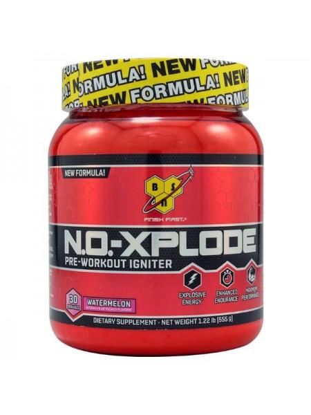 BSN N.O.-Xplode 3.0 Caffeine Free (548 гр.)