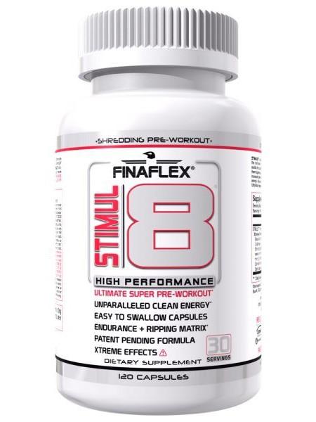 Finaflex Stimul8 Capsules (120 капс.)