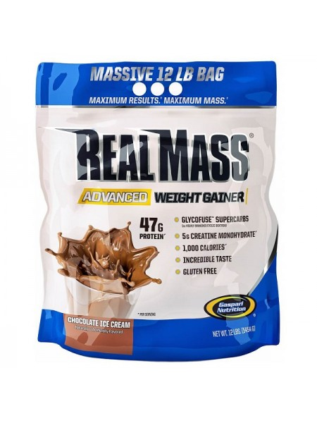 Gaspari Nutrition Real Mass Advance (5480 гр.)