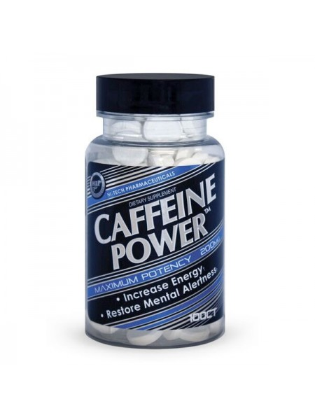 Hi-Tech Pharmaceuticals Caffeine Power (100 таб.)