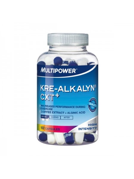 Multipower Kre-Alkalyn CXT (102 капс.)