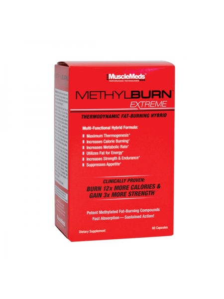 MuscleMeds MethylBurn Extreme (60 капс.)