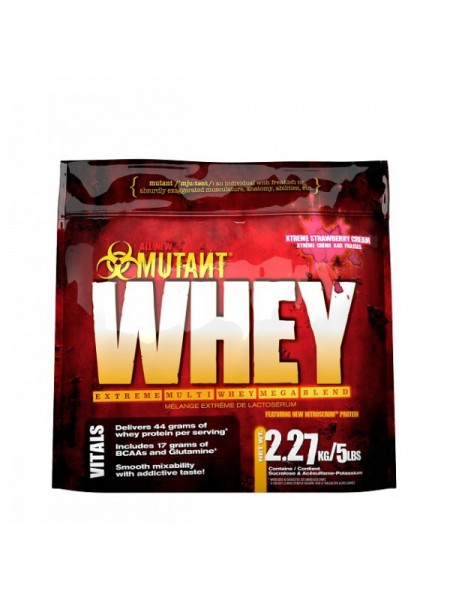 Mutant Whey Extreme Multi Whey Mega Blend (2270 гр.)
