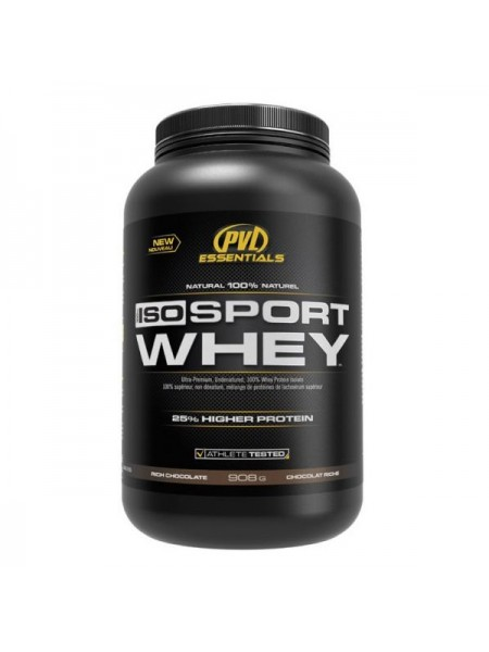 PVL Essentials ISO Sport Whey (908 гр.)