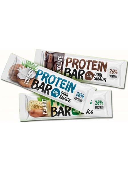 PureProtein Protein Bar 26% Cool Snack 40 гр. (16 шт.)