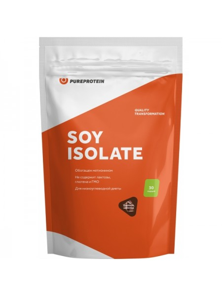PureProtein Base Line Soy Protein (1000 гр.)