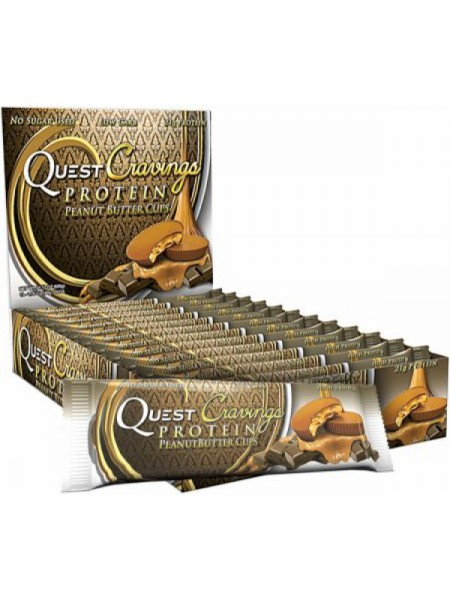 Quest Nutrition Quest Cravings 50 гр. (12 шт.)