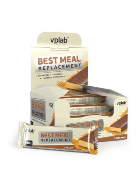 VP Laboratory Best Meal Replacement Bar 60 гр. (25 шт.)