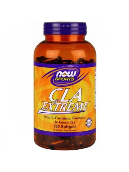 Now Sports CLA Extreme Softgels (180 капс.)