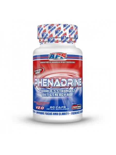 APS Nutrition Phenadrine 2.0 (60 капс.)