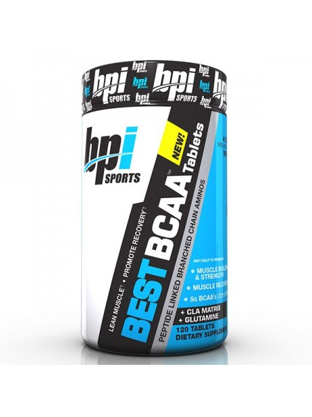 BPI Sports Best BCAA Tablets (120 таб.)