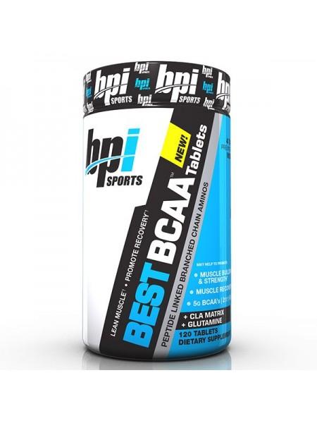 BPI Sports Best BCAA Tablets (120 таб.)