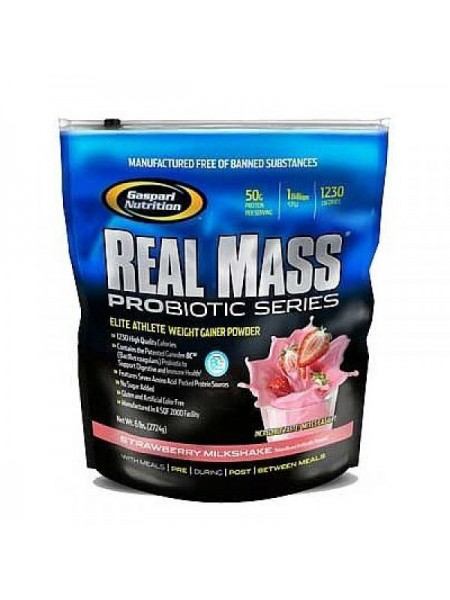 Gaspari Real Mass Probiotic Series (5400 гр.)
