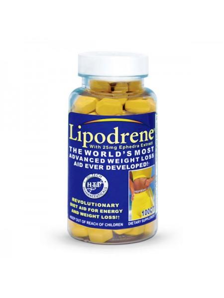Hi-Tech Pharmaceuticals Lipodrene With 25 mg Ephedra (100 таб.)