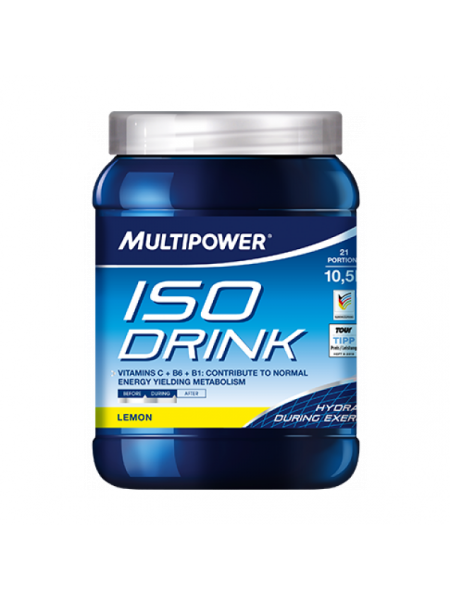 Multipower ISO Drink (735 гр.)