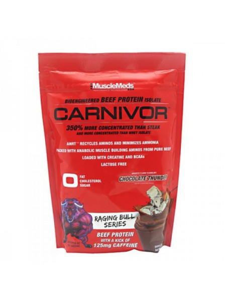 MuscleMeds Carnivor Raging Bull (454 гр.)