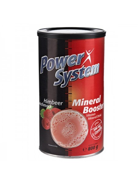 Power System Mineral Booster (800 гр.)