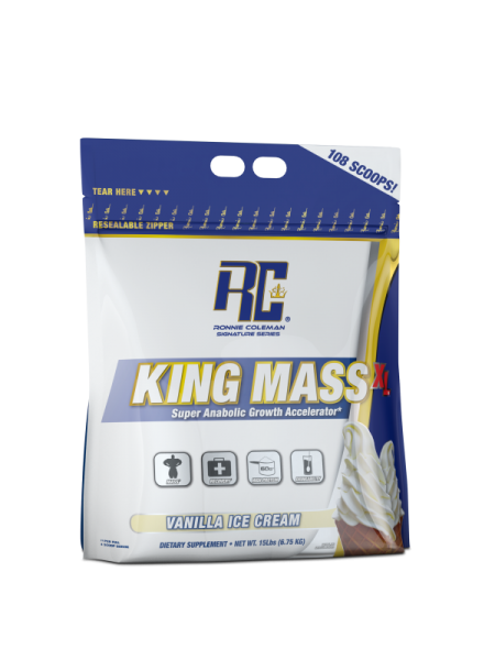 Ronnie Coleman King Mass XL (6750 гр.)