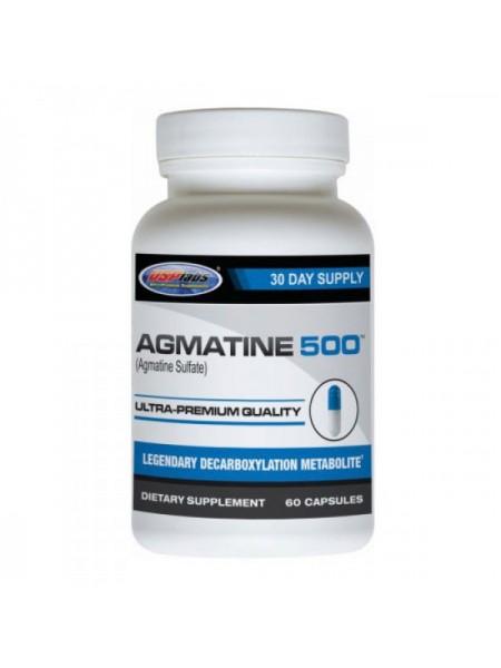 USPlabs Agmatine 500 (60 капс.)