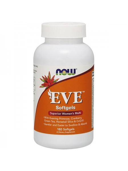 Now Foods Eve Superior Women's Multi (180 капс.)