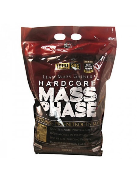 4 Dimension Nutrition Hardcore Mass Phase (4540 гр.)