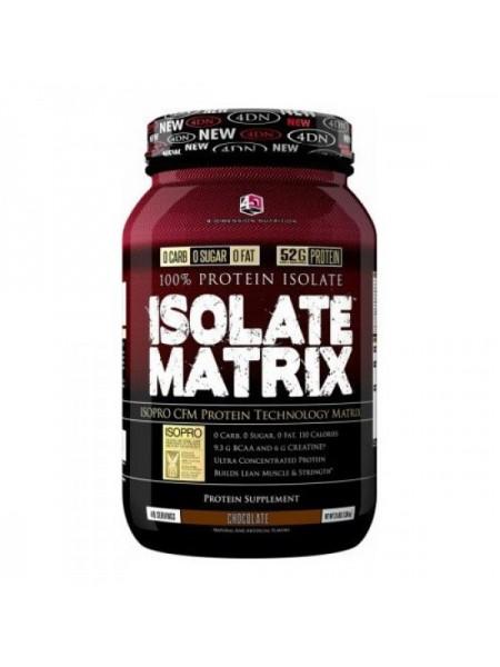 4 Dimension Nutrition Isolate Matrix (1360 гр.)