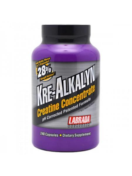 Labrada Nutrition Kre-Alkalyn (240 капс.)