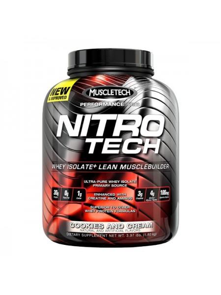 MuscleTech Nitro-Tech Performance Series (1800 гр.)