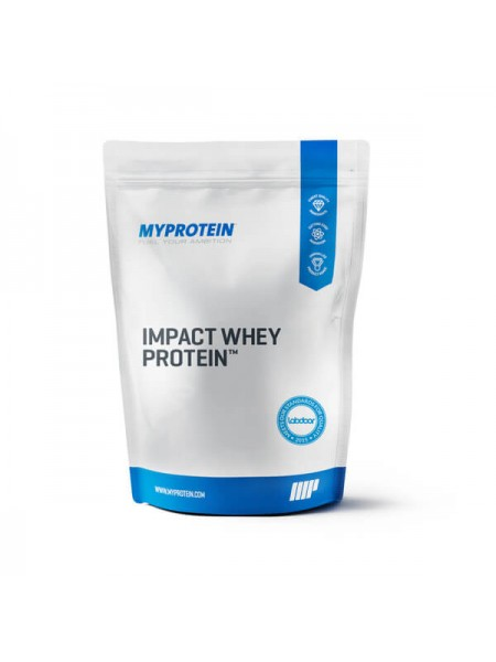 Myprotein Impact Whey Protein (1000 гр.)