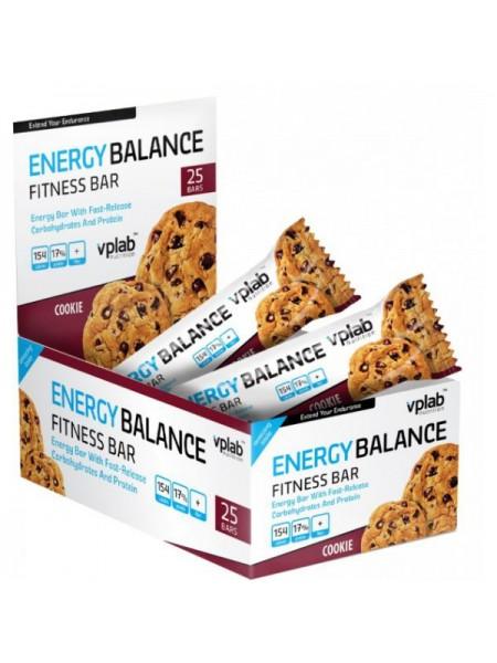 VP Laboratory Energy Balance Fitness Bar 35 гр. (25 шт.)