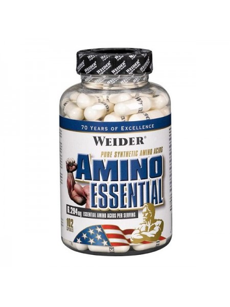 Weider Amino Essential (204 капс)