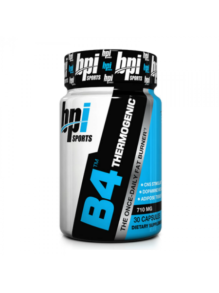 BPI Sports B4 Thermogenic (30 капс.)
