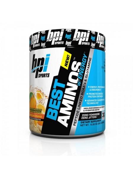 BPI Sports Best Aminos w/Energy (300 гр.)