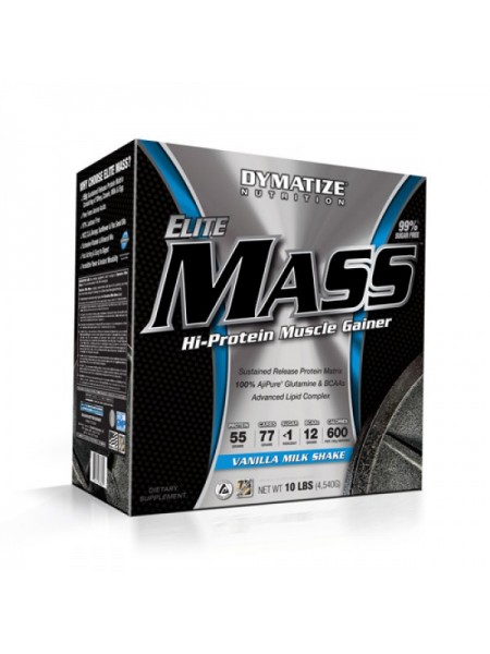 Dymatize Nutrition Elite Mass (4540 гр.)