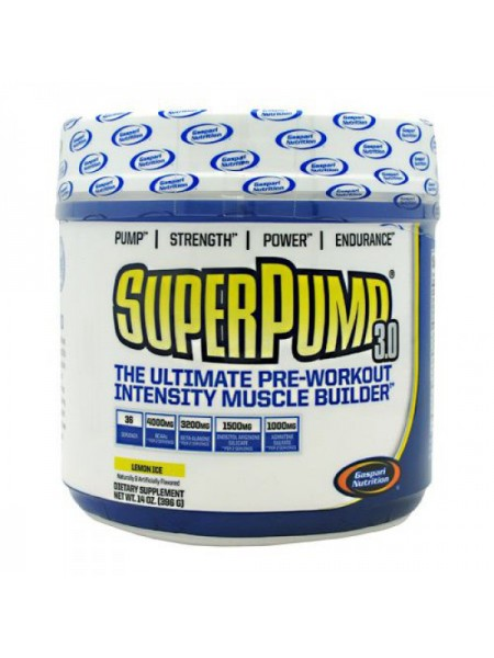 Gaspari Superpump 3.0 (390 гр.)
